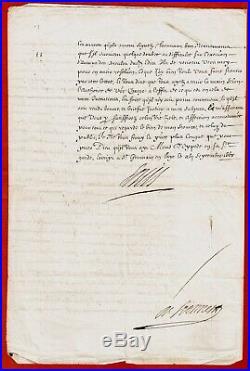 1120-louis Xiv-parlement De Provence-gouvernance Avec Les Ministres-1668