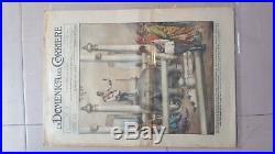 15 Journaux spécial Siam (10 le petit journal et 2 La domenica del corriere)