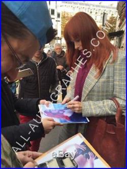 AUTOGRAPHE SUR PHOTO SEXY 20 x 25 de Audrey FLEUROT signed in person Photo Proof