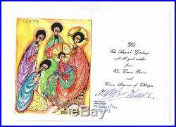 Ahma Selassie (asfaw Wossem Tafari) Dernier Empereur D'ethiopie 1974