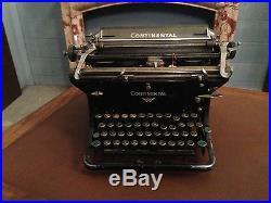 Ancienne machine a écrire / Objet de décoration