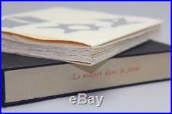Arp Le Voilier Dans La Forêt 1957 Eo 1/130 Sur Rives Avec Envoi Signé