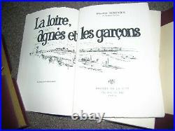 Autographe Dédicace Envoi de l'Ecrivain MAURICE GENEVOIX sur livre numéroté 1962