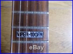 Autographe JOHNNY HALLYDAY sur Guitare Dédicacée en Personne Cadeau Anniversaire