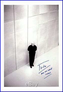 Autographe Pierre Boulez (2016) Dedicace Signed Photo Signiert Autogramm