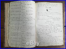 BERCHOUX (Joseph). L'Illusion champêtre libérale. Manuscrit autographe