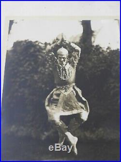 Ballets Russes Eugene Druet Vaslav Nijinsky Misia Sert Danse Siamoise Autograph