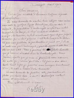 Bp16/d-l. A. S-pierre Loti-romancier-voyage-turquie-andrinople-r. Baschet-1913