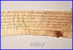Charte de la guerre de cent ans à Saint-Auvent (Haute-Vienne)