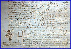 Charte médiévale concernant Mazan (Vaucluse)