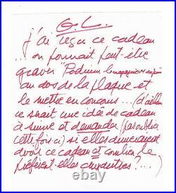 Claude Francois En Pleine Gloire Dirige Podium! Rarissime