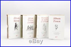 Collection Complète Des 40 Premiers Albums De La Pléiade