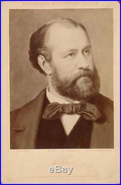 Compositeur Charles Gounod musique lettre autographe Montretout Saint Cloud