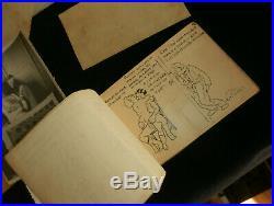 (Curiosa Erotica Erotisme) Ensemble de nombreux documents anciens maxim's