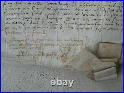 DOC MS 1521 Foy et hommage habitant ÎLE DES CHEVALIERS