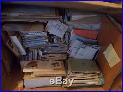Enorme lot de la correspondance d'un Notaire du Vaucluse (84) 1900 à 1950