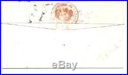 Enveloppe Ministere De La Police Generale Cachet Vers 1796 Rare