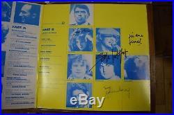 Gainsbourg Birkin autographe dedicace