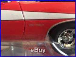 Gran Torino Valeur 540 signée par Starsky et Hutch autographe PM Glaser D Soul