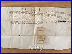 Henri III / Lettres Patentes (1574) / Lyon / Signé Par Le Secretaire Brulart
