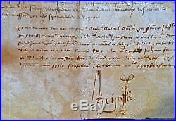 Hommage au comte de Provence en 1528 à Tarascon et Saint-Rémy