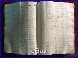 Important recueil d'actes du XVIème siècle, du Sud de la France