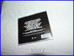 JOHNNY HALLYDAY CD TRES RARE Mon Pays C'est L'amour DEDICACE AUTOGRAPHE Laeticia