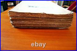 JOURNAL L'ECLIPSE Série complète 400 n° 1868-1876 + Suppl. POLO + ANDRE GILL