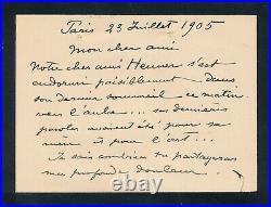 Jean BENNER peintre sur le mort de Jean-Jacques HENNER ses dernières paroles