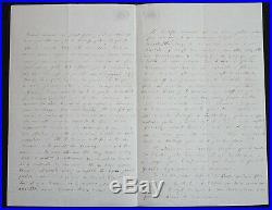 Jérôme BONAPARTE (frère de Napoléon) autographe à la Prcsse MATHILDE #5