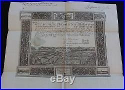 Joseph FOUCHE autographe / COMPAGNON ARTISAN / TB pièce 1806