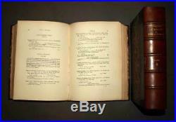 LE TRESOR DU BIBLIOPHILE romantique et moderne 1801 1875 CARTERET 4 vol