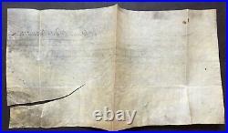 LOUIS XIV Roi de France Document / lettre signée Marine La Rochelle 1692