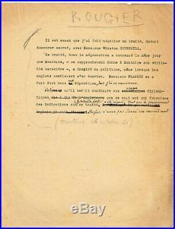Le Marechal Petain Negocie Des 1940 (montoire) Avec Churchill