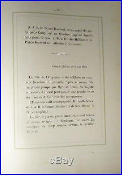 Le Prince impérial, 1856-1867, documents historiques extraits du Moniteur unive