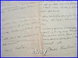 Le poète André Gaillard, en voyage avec Antonin Artaud et Supervielle à Port