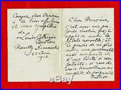 Lf65-l. A. S-louise Catherine Breslau-peintre-allemand-lucie Faure Goyau-1913