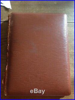 Livre D'or, Autographes Dédicaces Auteurs Des Années 1959 À 1987 Jean Marais