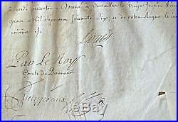 Louis XV règlemente le rôle des magistrats de Marseille pour les banqueroutes
