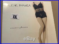 Lp 33tours Mylène Farmer ´´anamorphosée ´´original 95 emballage dépoque