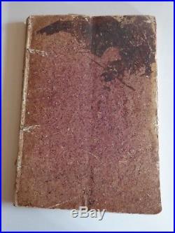 MANUSCRIT ANONYME XIXème intitulé AU GRAND NAPOLEON 1er 138 pages / Empire