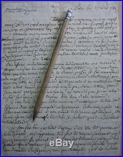 MIRABEAU ANNONCE LA NAISSANCE Des PHYSIOCRATES AMI DES HOMMES L. A. S. 1760