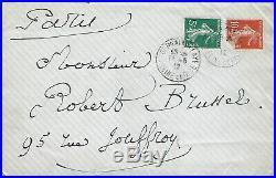 MONTESQUIOU (Robert de). LA. S à Robert BRUSSEL G 4270