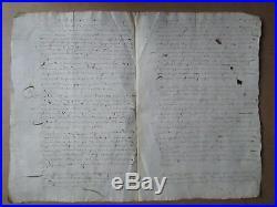 MS 1665 DEFENSE BOIS DE LA MONTRE (Brocéliande) par prieurs de PAIMPONT