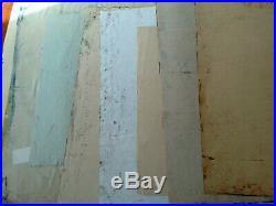 Matériel Reliure Papiers Anciens Cuve