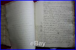 Memoires Du General D'empire Jube De La Perelle Manuscrit Inedit 1823