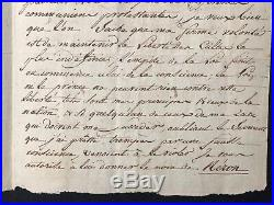 Napoléon Bonaparte serment aux protestants An XIII 1804 L de Guizot Protestant