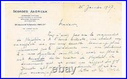 Napoleon En Octobre 1814 Alors Souverain De L'ile D'elbe / General Drouot