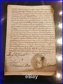 Ordre De Malte Grand Maitre Pinto De Fonseca Nonination De Chevalier De Crussols