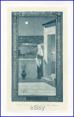 PUVIS de CHAVANNES STE GENEVIEVE Heliogravure origin. BRAUN CLEMENT Cie 1898